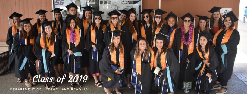 Cal State Fullerton Graduation 2020.Masters In Literacy And Reading Literacy Reading